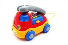игрушка телефона автомобиля Стоковое фото RF