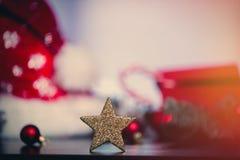 Игрушка формы звезды Стоковое фото RF
