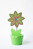 игрушка Цвести-дизайна деревянная Стоковые Изображения