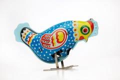 игрушка цыпленка ретро Стоковое Фото