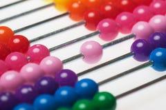 игрушка чалькулятора абакуса Стоковая Фотография