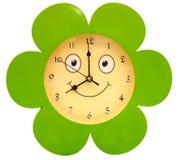 игрушка часов круглая Стоковые Изображения