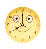 игрушка часов круглая Стоковое Изображение RF