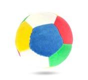 игрушка шарика цветастая Стоковое Изображение
