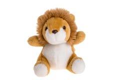Игрушка льва Стоковое фото RF