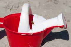 Игрушка ящика с песком Стоковые Фотографии RF