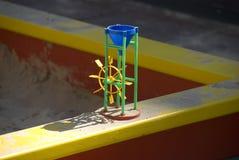 игрушка ящика с песком Стоковое Изображение