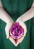 Игрушка для рождества Стоковые Фото