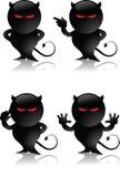 игрушка дьявола Стоковое фото RF