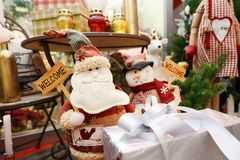 игрушка claus santa Стоковое Фото