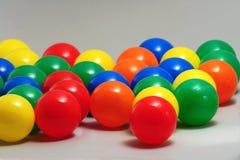 игрушка colorfull шариков Стоковое Изображение