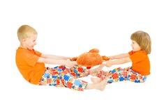 игрушка divide детей стоковые фотографии rf