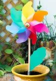 Игрушка Pinwheel ngarden стоковое фото