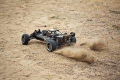 игрушка rc ралли автомобиля Стоковое Изображение RF