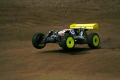 игрушка rc ралли автомобиля Стоковая Фотография RF