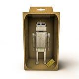 Игрушка Robo Стоковое Изображение RF