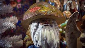 Игрушка ` s Нового Года сувенирного магазина праздника Стоковое Фото