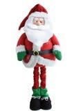 игрушка santa Стоковые Фотографии RF
