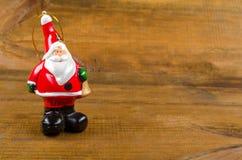 игрушка santa Стоковое фото RF