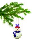игрушка snowball рождества стоковая фотография