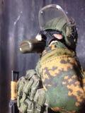 Игрушка Spetsnaz в Degestan Стоковое фото RF
