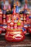 игрушка st собора базилика Стоковое фото RF