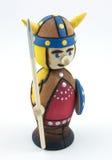 Игрушка Viking Стоковое Фото