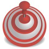 Игрушка Whirligig Стоковое фото RF