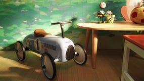 Игрушки автомобиля Стоковое фото RF