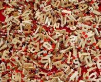 игрушки алфавита Стоковые Изображения