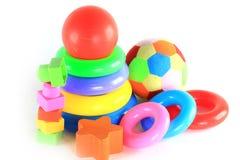 Игрушки для малышей Стоковая Фотография RF