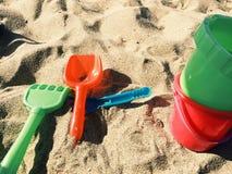 Игрушки детей Стоковая Фотография RF
