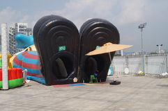 Игрушки животного пузыря Стоковые Изображения RF