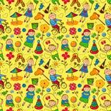 игрушки игры детей Стоковые Изображения RF