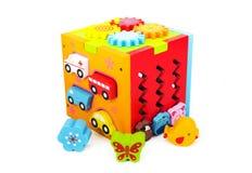 игрушки иллюстрации детей 3d Стоковая Фотография