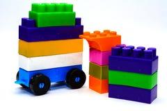 Игрушки и figurines ` s детей Стоковое Изображение