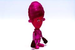 Игрушки и figurines ` s детей Стоковые Фотографии RF