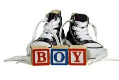 игрушки мальчика Стоковые Фото