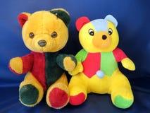 Игрушки медведя Стоковое Изображение