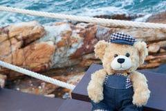 Игрушки медведя, игрушки ребенк Стоковое Фото