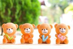 Игрушки медведя Стоковые Фото