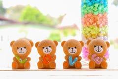 Игрушки медведя Стоковое Фото