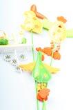 игрушки пасхи Стоковая Фотография