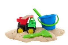 игрушки песка Стоковые Фото