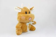 игрушки плюша коровы Стоковые Фотографии RF