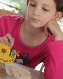 Игрушки покрашенных вручную детей творческие Стоковая Фотография RF