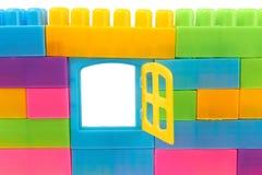 Игрушки пластмассы Стоковое фото RF