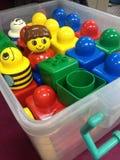 Игрушки ребенк Стоковая Фотография