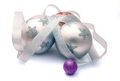 игрушки рождества различные Стоковые Изображения