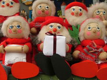 игрушки рождества Стоковое Изображение